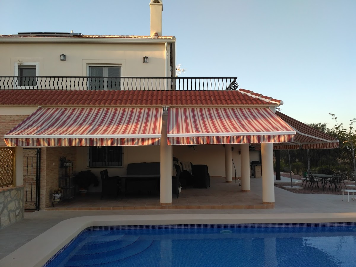 toldo brazo invisible toldos guardamar