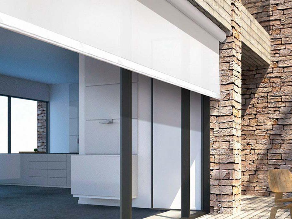 toldos verticales - Vertical awnings